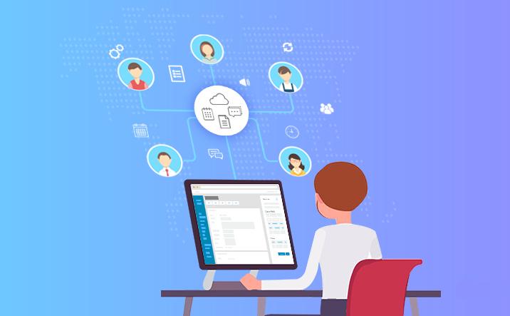 modern internal team communication