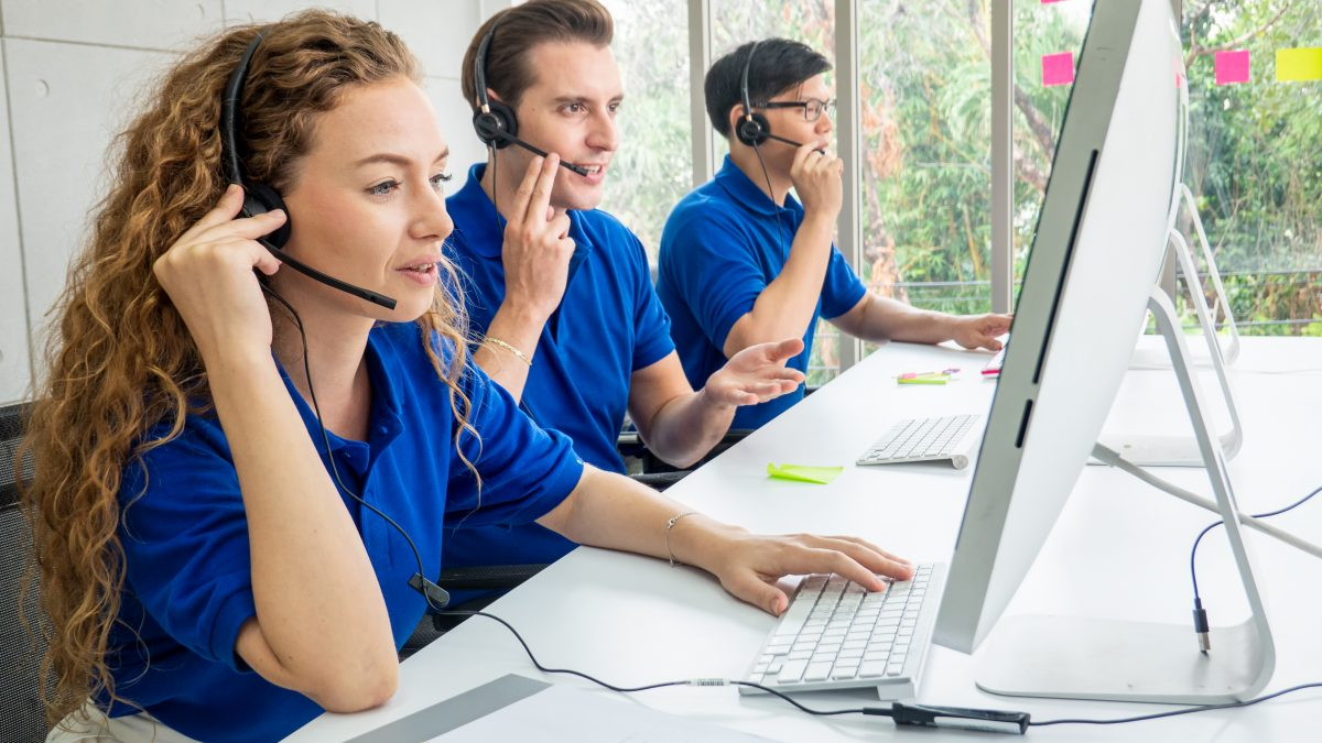 Operator Assisted Conference Call: Does It Really Help?
