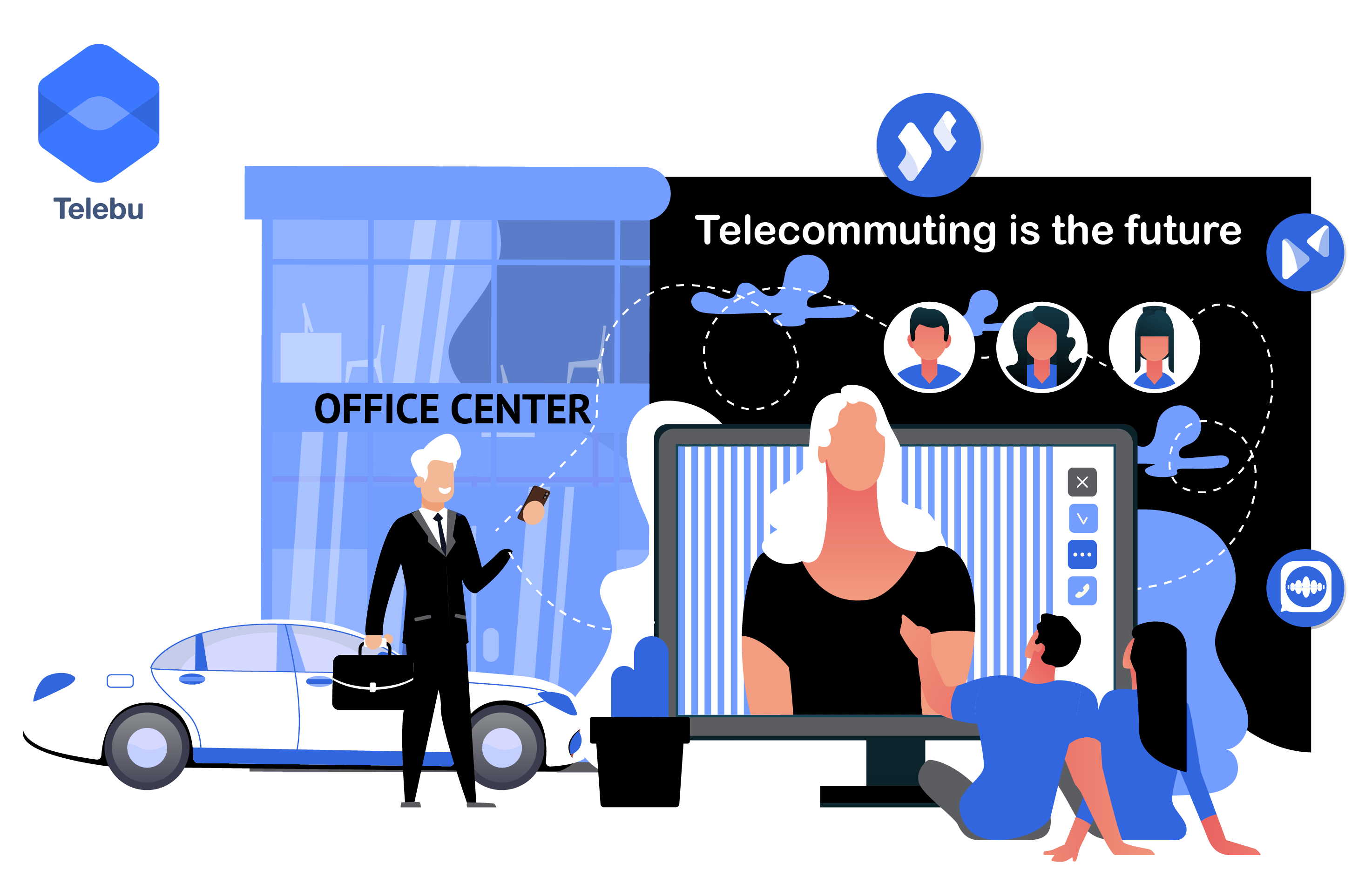 how to find telecommuting jobs