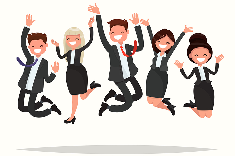 How to make teams happy at a workplace?