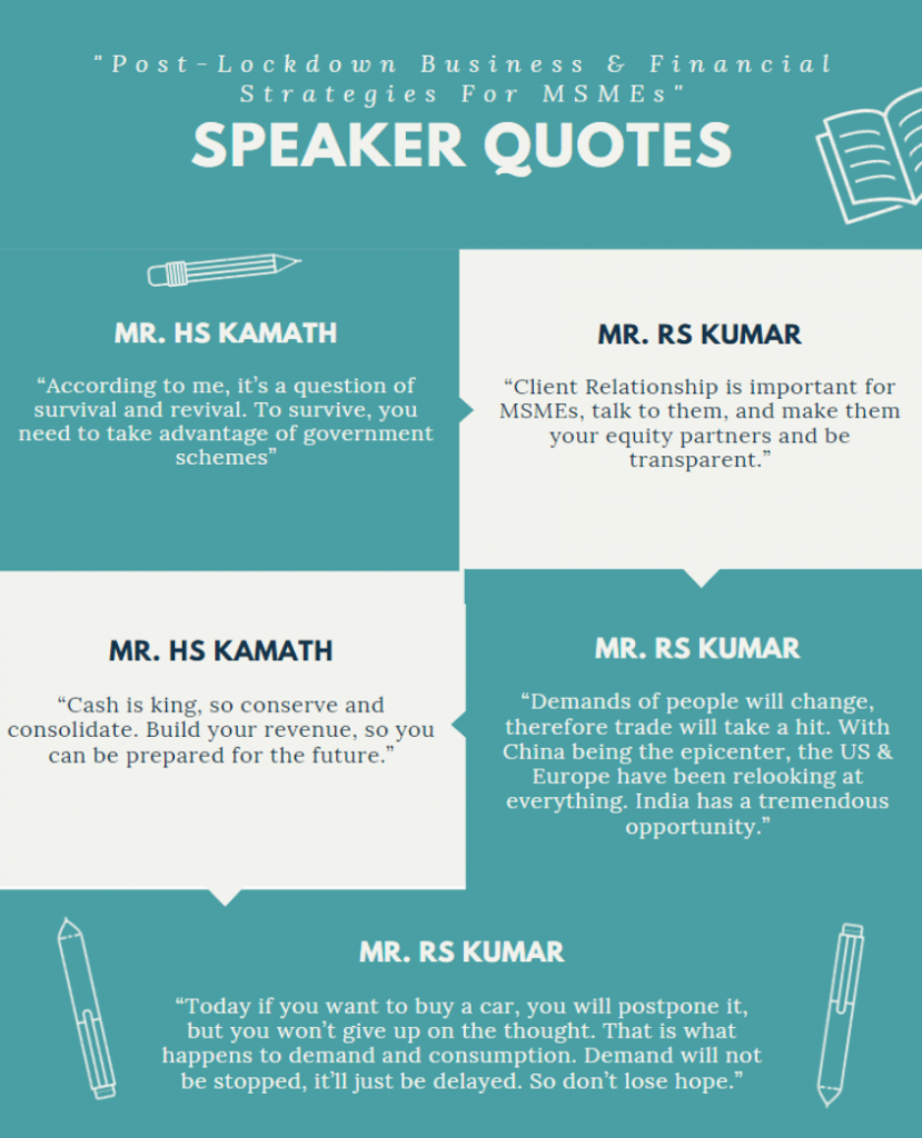 Telebu Webinar Quotes