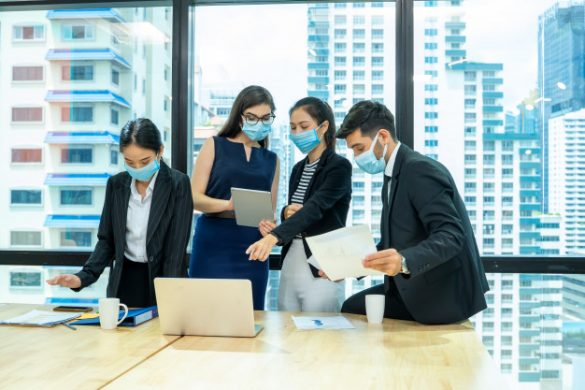 The Future of Workplaces: Reconfiguring Post-Pandemic Work Life