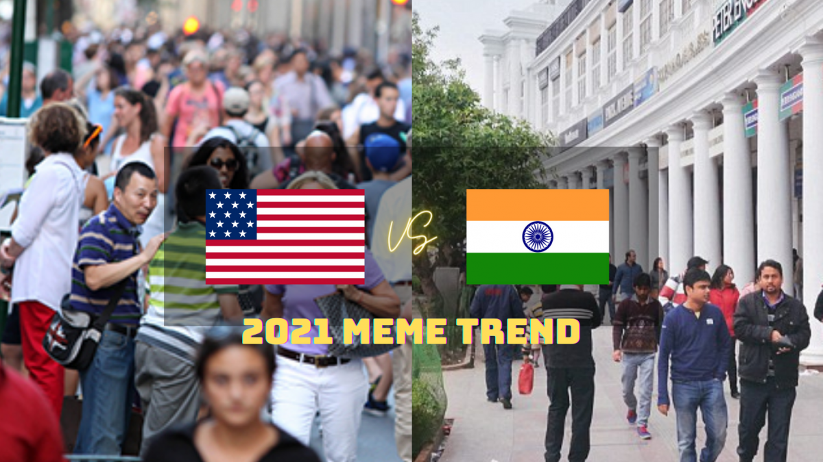 The US Vs India Meme: The First Twitter Trend Of 2021!